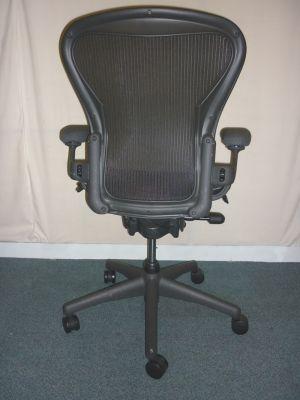 14 x Herman Miller Aeron chairs in black