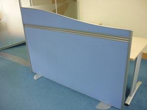 Floor standing Verco screen panels, all