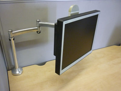Humanscale M7SM monitor arms