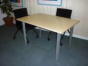 rectangular meeting table