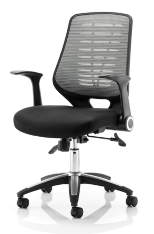 Relay task chair