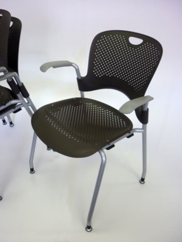 Cinto stackable meeting/canteen chairs