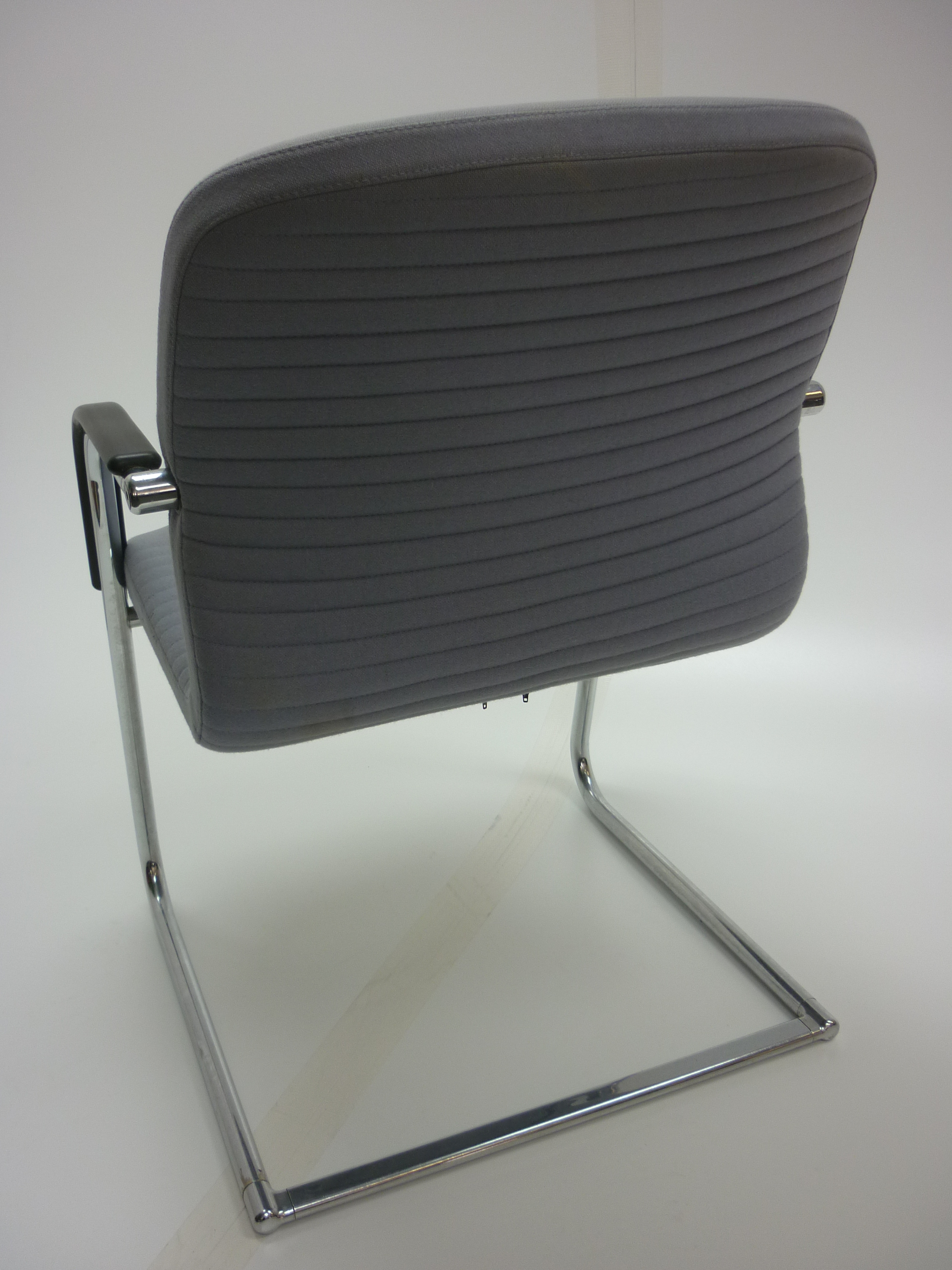 Wilkhahn cantilever frame meeting chair