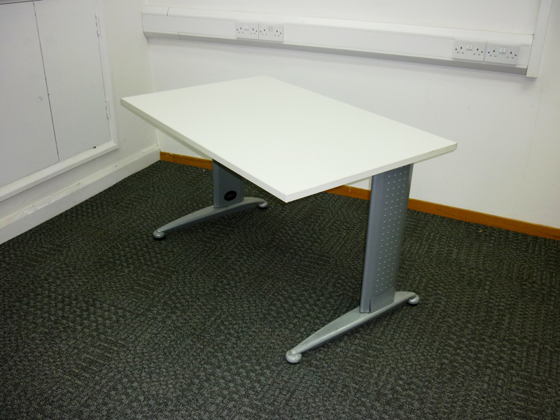 1200-1800mm NEW top of your choice on silver metal frame. From £120 to £155