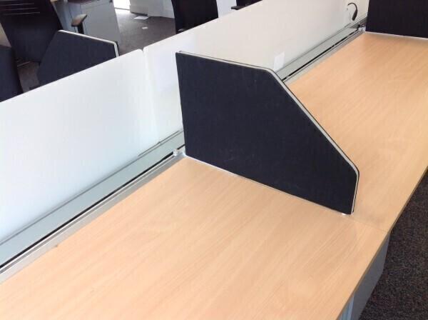 Haworth Tibas bench desking (CE)