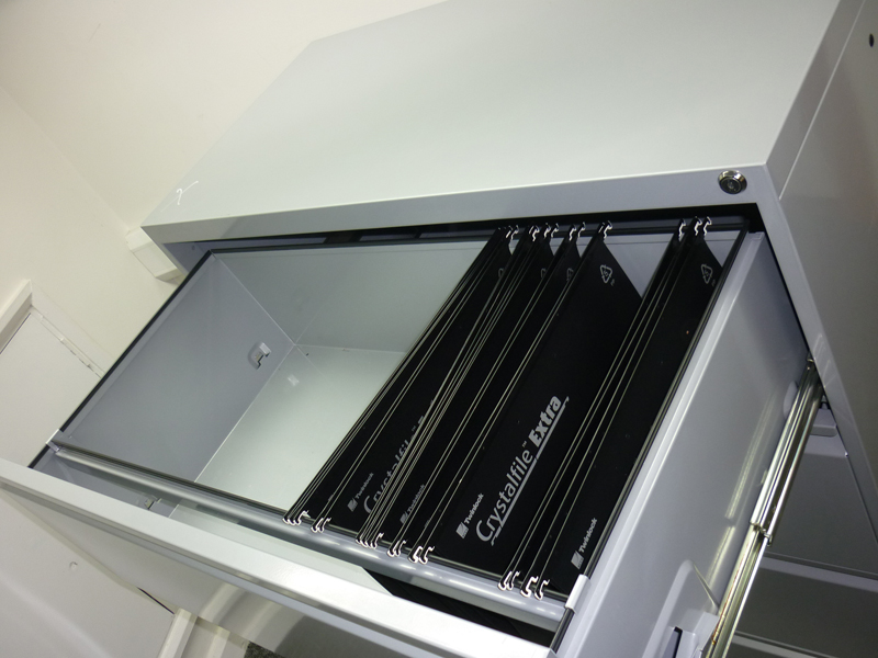 Emmein 4 drawer silver side filer (CE)