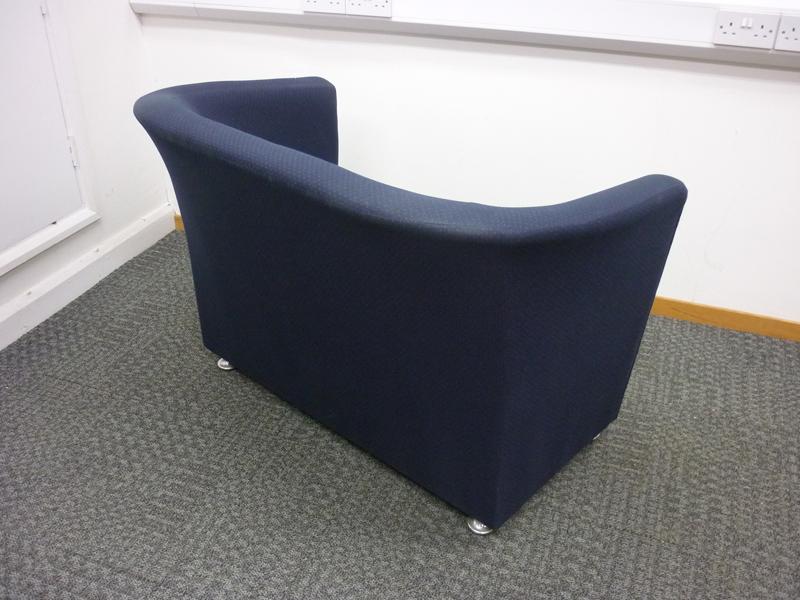 2 seater tub style sofa
