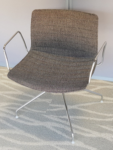 additional images for Grey Arper Catifa 46 chair