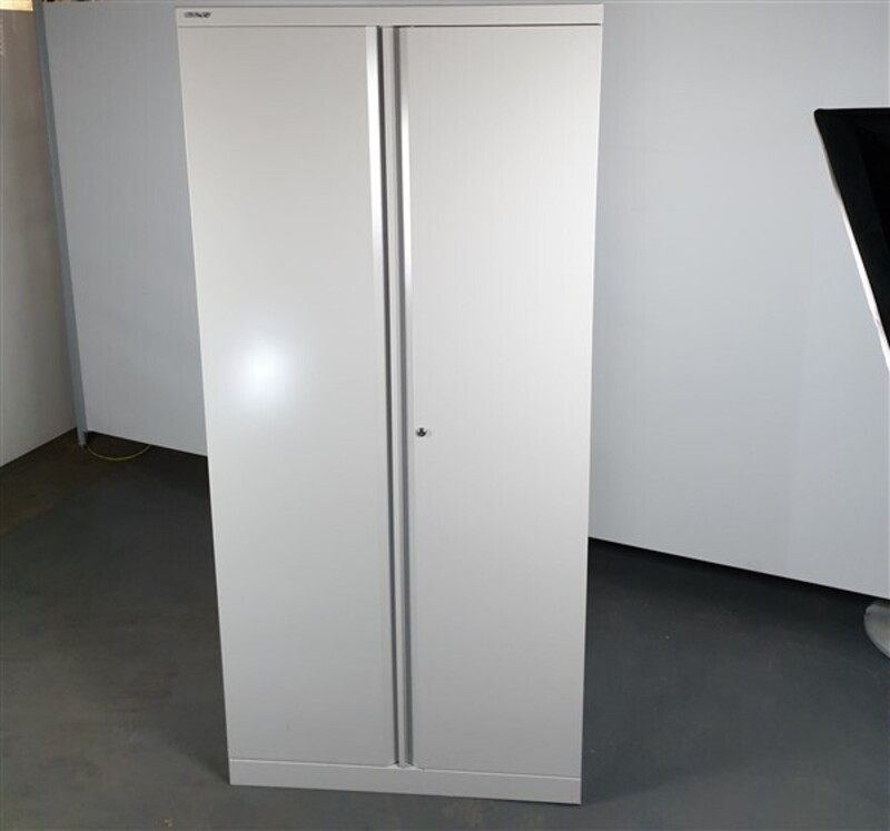 additional images for Bisley Metal Cupboard Grey Tall