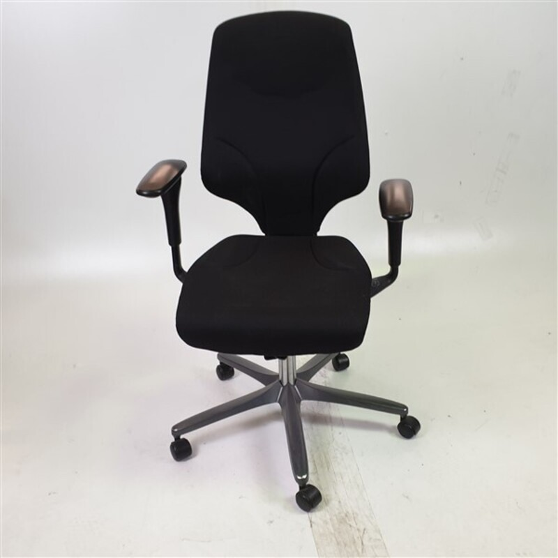 additional images for Giroflex G64 Black Fabric Adjustable Chair