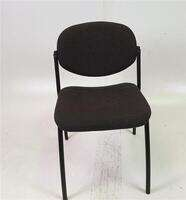 additional images for Dark Grey Fabric Meeting Chair