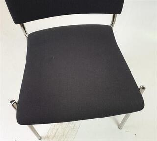 Casala Grey Fabric Meeting Chair