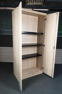 Maple Wood Tall Cupboard