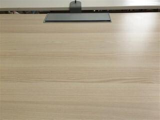 Herman Miller Sense Desk Grey Frame