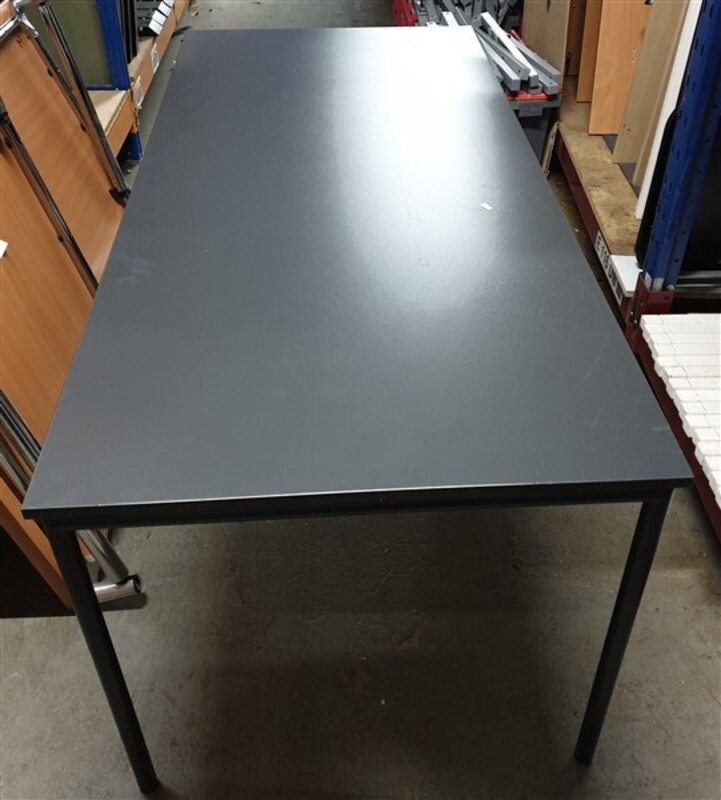 additional images for Folding table black