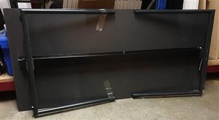 Folding table black