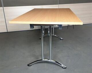Cherry top folding table
