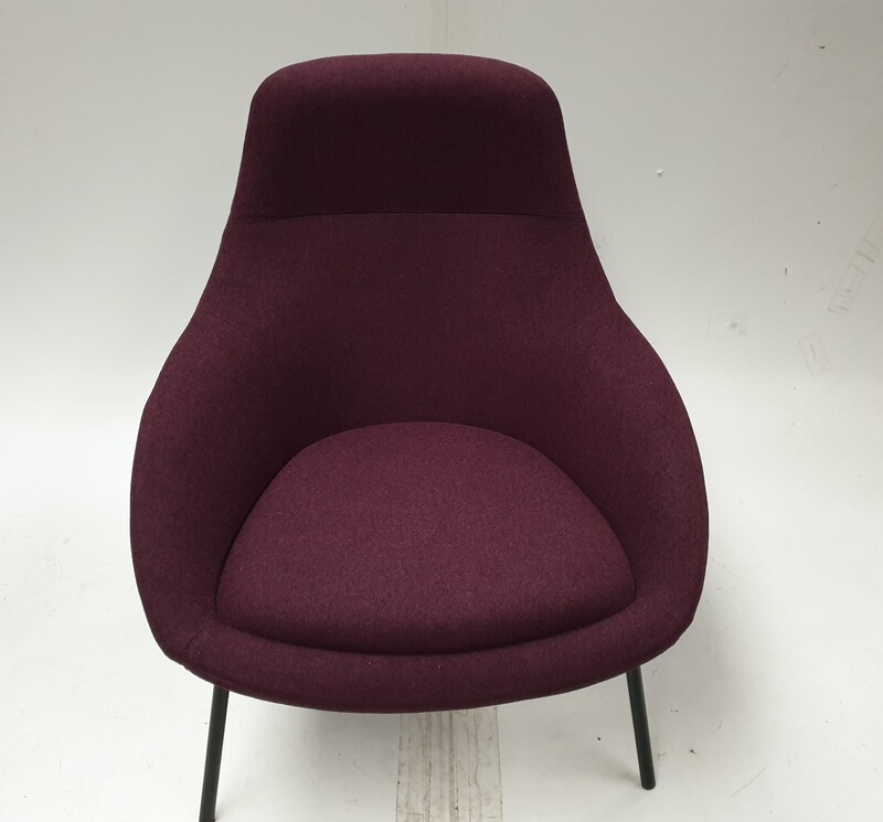 additional images for Naughtone Armchair