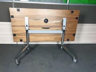 Wiesner Hager flip top table