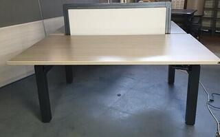 TaloS Height adjustable bench desks