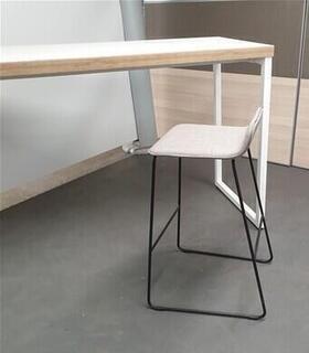 Low back stool