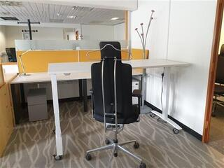 Executive Package Plus - electric desk and choice of chair