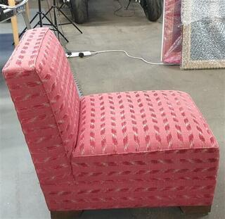 Low armchair