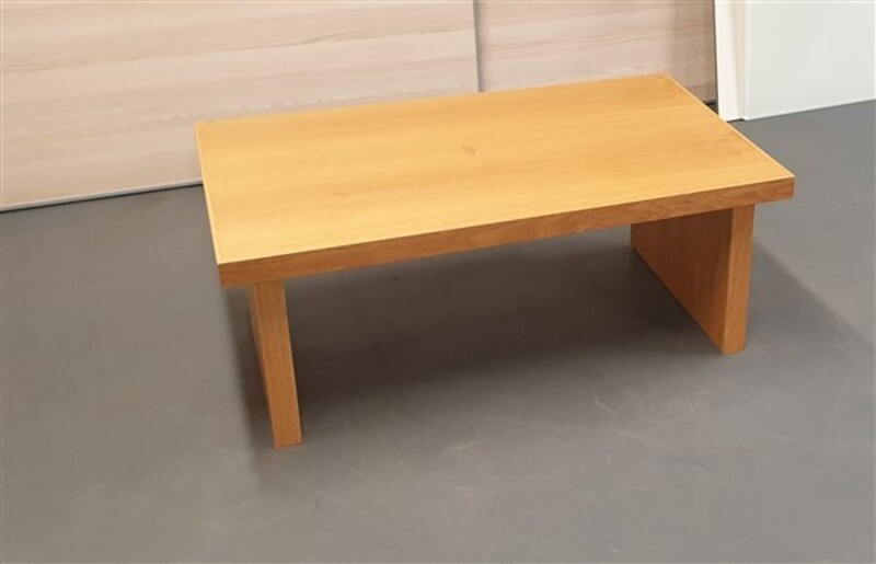 additional images for Oak coffee table