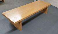 additional images for Wide oak coffee table
