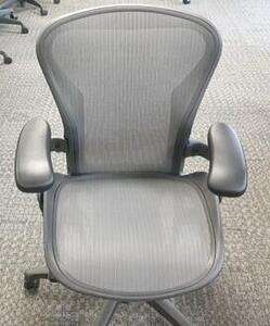 additional images for Herman Miller Aeron Remastered Chair