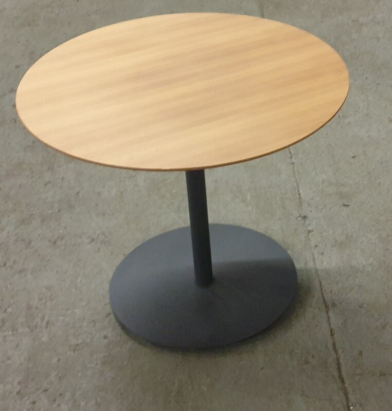 additional images for Oak circular coffee table
