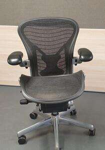 additional images for Herman Miller Tuxedo mesh size A