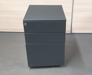 additional images for Graphite metal pedestal