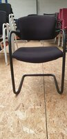 additional images for Black Meeting Chair