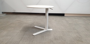 additional images for Circular height adjustable table