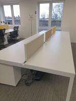 additional images for Herman Miller layout bench desks