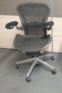 additional images for Herman Miller Aeron size A