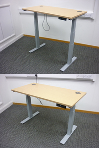 additional images for 1200x600mm Century Autonomy Pro Electric desks