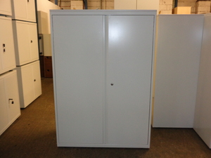 additional images for White metal cupboard