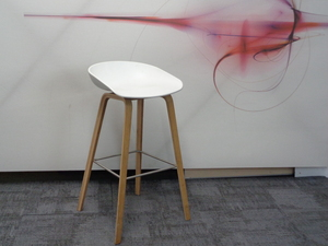additional images for White and beech stool