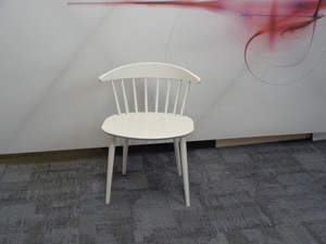 additional images for Hay white chair