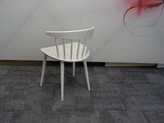 Hay white chair
