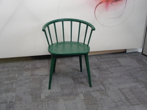 additional images for Andy Thornton green W. lounge chair