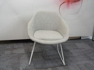 additional images for naughtone always chair in grey