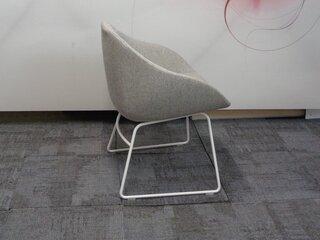 naughtone always chair in grey