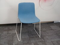 additional images for Fredericia chair in blue