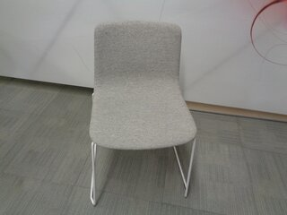 Fredericia chair in grey
