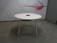 additional images for Herman Miller Abak Circular table with electric console