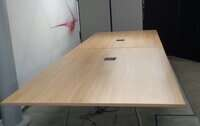 additional images for Oak Boardroom Table 4.3m