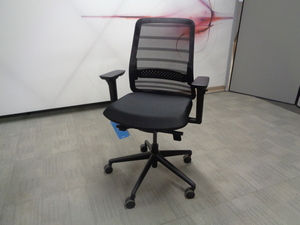 additional images for Black Operator Chair